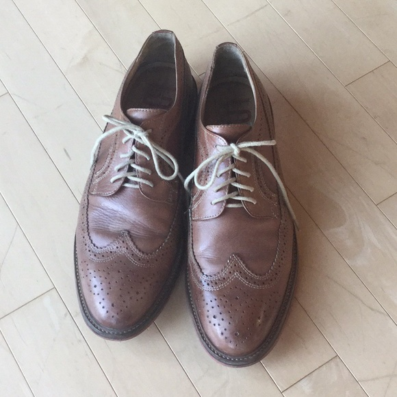 34275ec9050 1901 Other - Nordstrom 1901 Leather Wingtip Oxford Dress Shoes